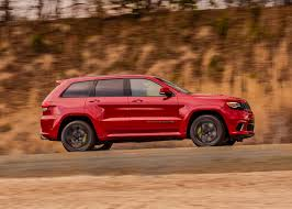 2018 jeep grand cherokee hellcat first look 2018 jeep grand cherokee trackhawk testdriven tv