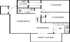 home design bedroom 2 bath split floor plan house plans in 79