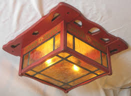 Arts Crafts Lighting Fixtures Arts And Crafts Lighting Fixtures Light Fixtures