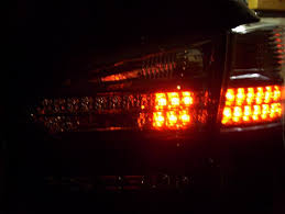fix tail light cost rear led tail lights led burnt clublexus lexus forum discussion