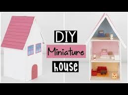 diy miniature dollhouse miniature house for dolls