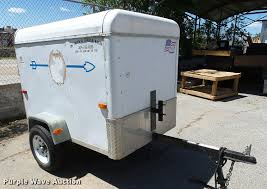 Oklahoma Vehicle Bill Of Sale by 2005 Cargo Craft Handee Hauler Enclosed Cargo Trailer Item