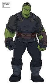 planet hulk character sheet marc laming hulk