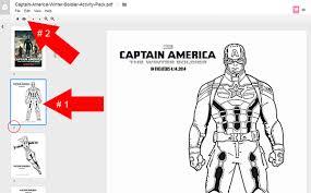 free printables print 1 pdf file comic