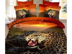Single Bed Linen Sets 3d Single Bed Linen Set Lions In Savannah 3d Single Bedding