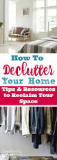 How To Simplify Your Home by How To Declutter Your Home Simple Living Mama