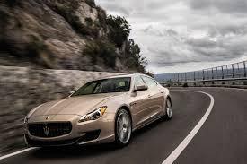 new maserati sedan lighter larger new maserati quattroporte stuns uae