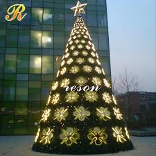 giant lighted outdoor christmas tree source quality giant lighted