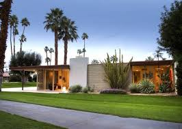 Mid Century Modern Landscaping by Best 25 Palm Springs Mid Century Modern Ideas On Pinterest