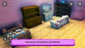 sim girls craft home design apk download free simulation game