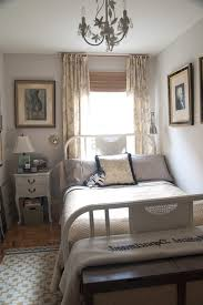layered window treatments bedroom shabby chic style with parquet
