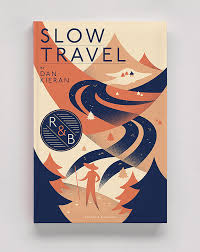 Slow travel matt chase design illustration