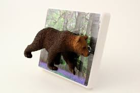 children s bedroom the candy queen designs blog grizzly bear light switch for childrens jungle themed