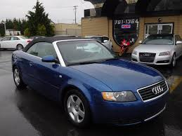 2003 audi a4 1 8 t sedan audi a4 cabriolet 1 8 t sedan for sale used cars on buysellsearch