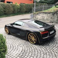 audi r8 gold audi daily on twitter