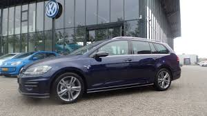 volkswagen atlantic volkswagen new golf gp variant r line 2017 2018 atlantic blue