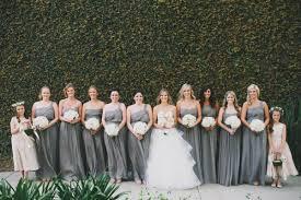 light gray bridesmaid dresses long light gray bridesmaids dresses elizabeth anne designs the