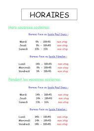 horaire du bureau et heure de code aire de conduite à cambrai
