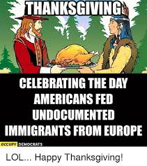 thanksgiving celebrating the day americans fed undocumented