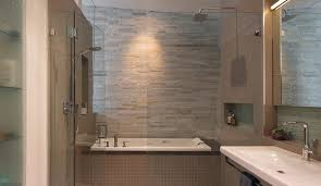 shower bath combination freestanding or built in tub which is