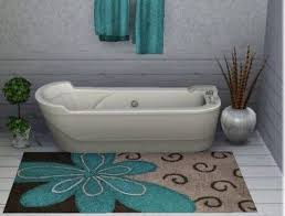 Kilim Bath Mat Large Bathroom Area Rugs Roselawnlutheran