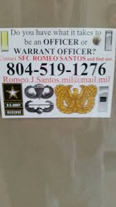 Army Warrant Officer Resume Examples by I Declined My Warrant Officer Selection Can I Take It Back