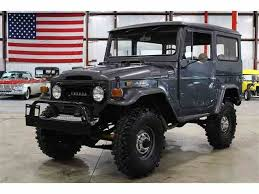 toyota land cruiser 72 1970 to 1972 toyota land cruiser for sale on classiccars com 11