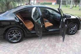 Maxima 2014 Interior 2013 Nissan Maxima Peanut Butter Interior Black Exterior 2012