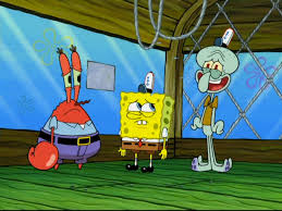 image squidward in move it or lose it 11 png encyclopedia