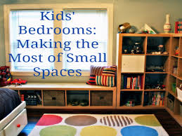 How To Make The Most Of A Small Bedroom Kids Small Bedroom Boncville Com