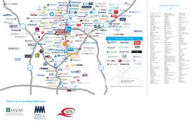 Atlanta Ga Map Emory Healthcare It