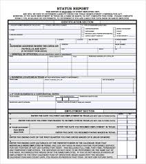 testing weekly status report template software testing weekly status report template 5 professional