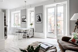 Scandinavian Apartment With Grey Bedroom Follow Gravity Home Blog J