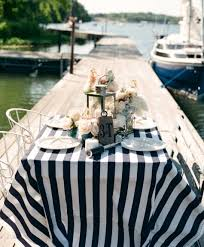 Nautical Table Decorations The Art Of Coastal Outdoor Entertaining U0026 Dining Completely Coastal