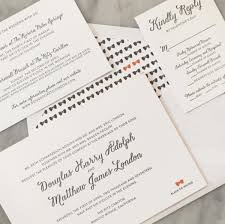 carlton wedding invitations 5 chicago stationers for your wedding invitations the