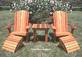 Cedar Adirondack Chairs Adirondack Chairs Chair And Furniture Kits From Wood New England