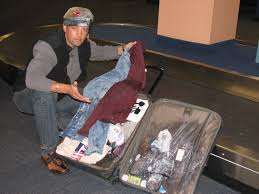 damaged luggage air travel luggage consultant weblog