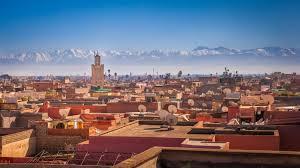 Marrakech Map World by General Warning In Marrakesh Tourist Traps Smartertravel