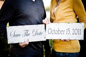 Save The Date Signs Save The Date Sign Love Letters
