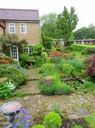 English Garden Layout by The Gardener U0027s Eye Chiffchaffs A Plantsman U0027s Cottage Garden In