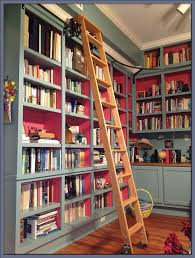 Rolling Bookcases 43 Best Study Images On Pinterest Library Ladder Ladders And