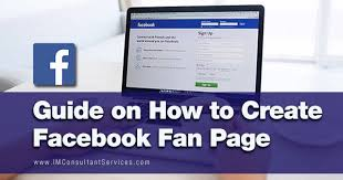 create facebook fan page quick guide on how to create facebook fan page mike marko