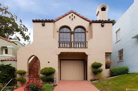 Spanish Mediterranean Homes West Portal Spanish Mediterranean Beauty Asks 1 59 Million