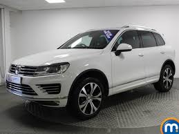 touareg volkswagen price used volkswagen touareg r line for sale motors co uk