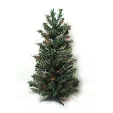 28 vco trees vco 10 pre lit aqua blue fir slim