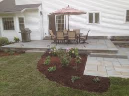 Bluestone For Patio by Projects Di Stefano Landscaping
