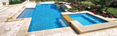 Biggest Backyard Pool by San Antonio Swimming Pool Builder