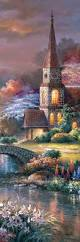 1392 best images about thomas kinkade on pinterest victorian
