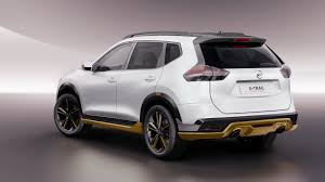 nissan suv 2016 white nissan u0027s qashqai and x trail premium concepts hint at vignale