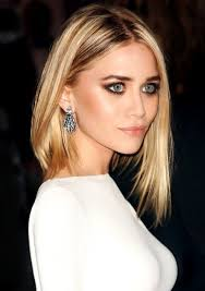 mid length hair cuts longer in front shoulder length bob with the front being longer than the back